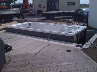 Swim Spa Gallery And Hot Tub Images