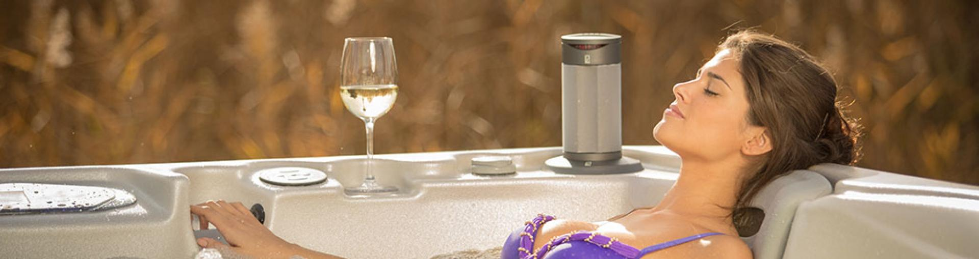 Wellis Hot tubs in Devon and Cornwall