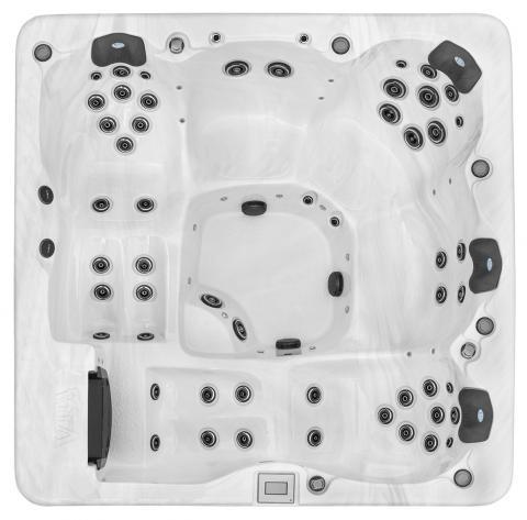 Vita Spa Salon hot tub