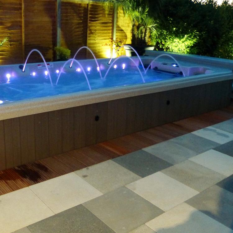 Swim spas to buy in North Devon